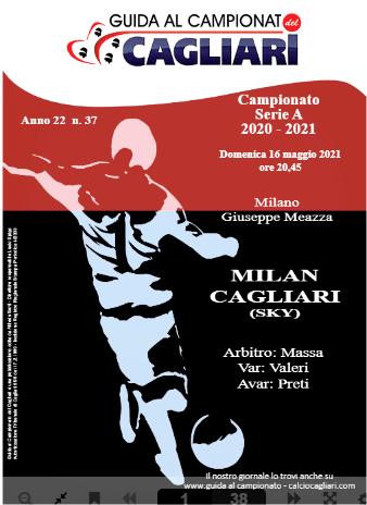 Almanacco Guida al campionato del Cagliari